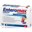 Enteromax x 10 sasz..