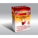 FluControl Hot x 8 sasz.