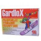 Gardlox Junior smak pomarańczowy x 16pastylek
