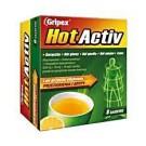 Gripex HotActiv o smaku cytrynowym x 8sasz.
