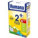 HUMANA 2 PLUS z banami z Prebiotykiem 350 G
