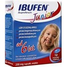 Ibufen Junior 200mg x 10 kaps.