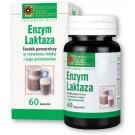 Enzym Laktaza x 60 kaps.