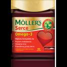 MOLLERS Serce Omega-3 x 60 kaps.