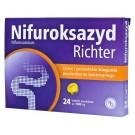 Nifuroksazyd Richter 100 mg x 24 tabl.