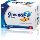 Omega -3 500 mg Polfa x 60 kaps.
