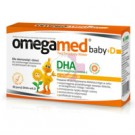 Omegamed baby+d DHA x 30 kaps twist-off