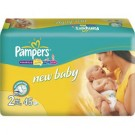 PAMPERS NEW BABY MINI (3-6KG) X 80 SZT
