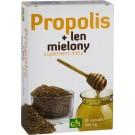 Propolis + Len mielony x 48 kaps.