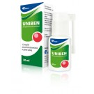 Uniben 1,5 mg/ml aerozol 30ml.