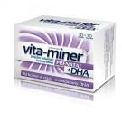 VITA-MINER PRENATAL + DHA 30tbl.. + 30 kaps.